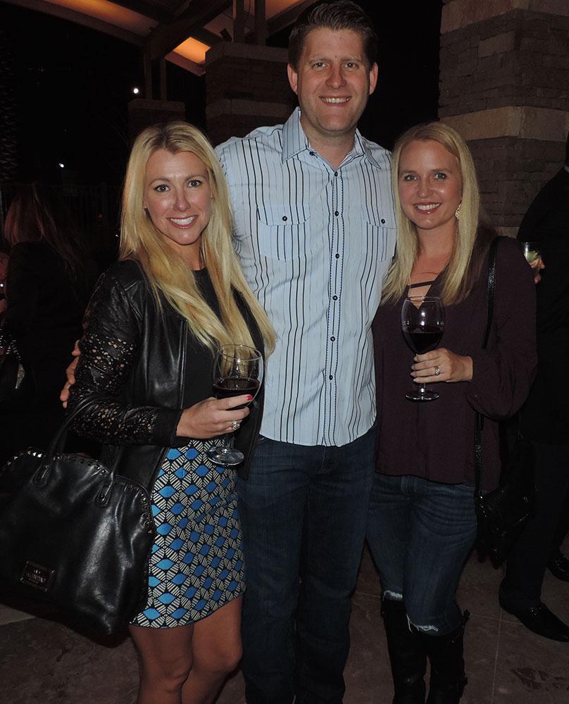 Brittany Gillman And Mr. & Mrs. Joshua Sigman