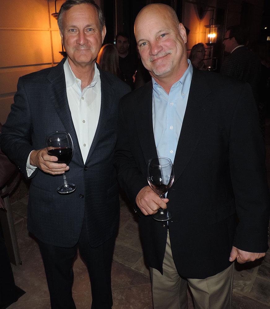 John Sheesley And Bob Collins