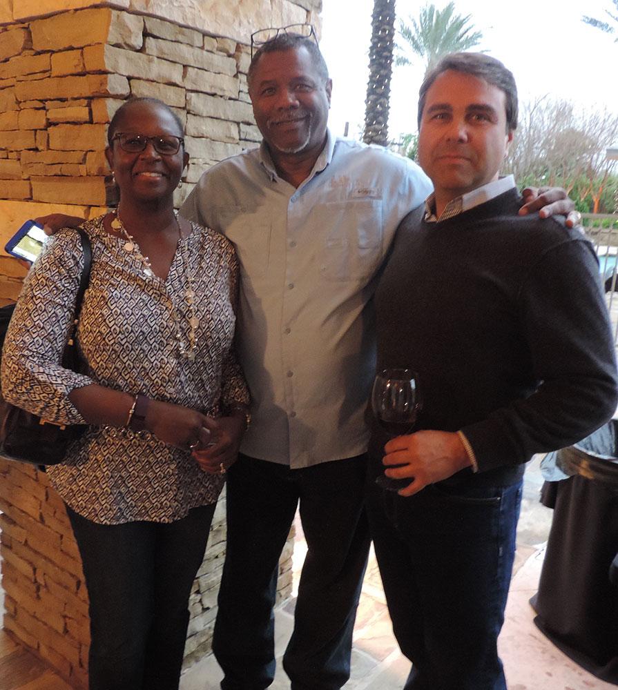 Melvin & Pamela Belt And T.J. Clark