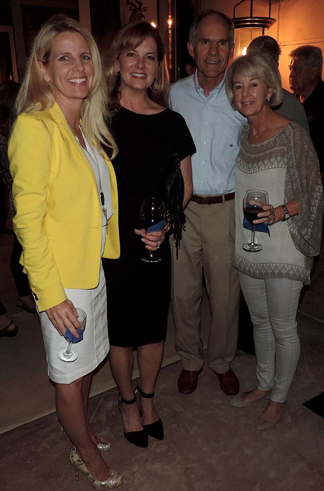 Tiffany Holmgren, Camille Mandigo, David And Cecile McAllister
