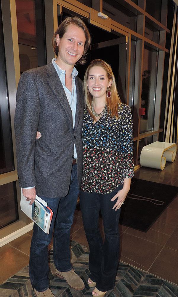 Tobin And Courtney Smith